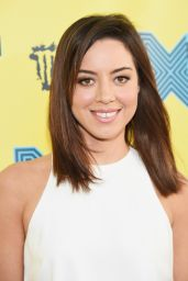 Aubrey Plaza - Fresno Premiere at SXSW in Austin, March 2015