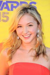 Audrey Whitby – 2015 Nickelodeon Kids Choice Awards in Inglewood