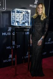 Bar Refaeli - Hublot Big Bang Collection 2015 Press Conference in Basel, Switzerland