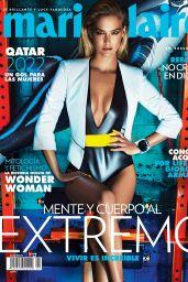 Bar Refaeli - Marie Claire Magazine (Mexico & Latin America) Aprril 2015 Cover