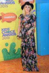 BC Jean – 2015 Nickelodeon Kids Choice Awards in Inglewood