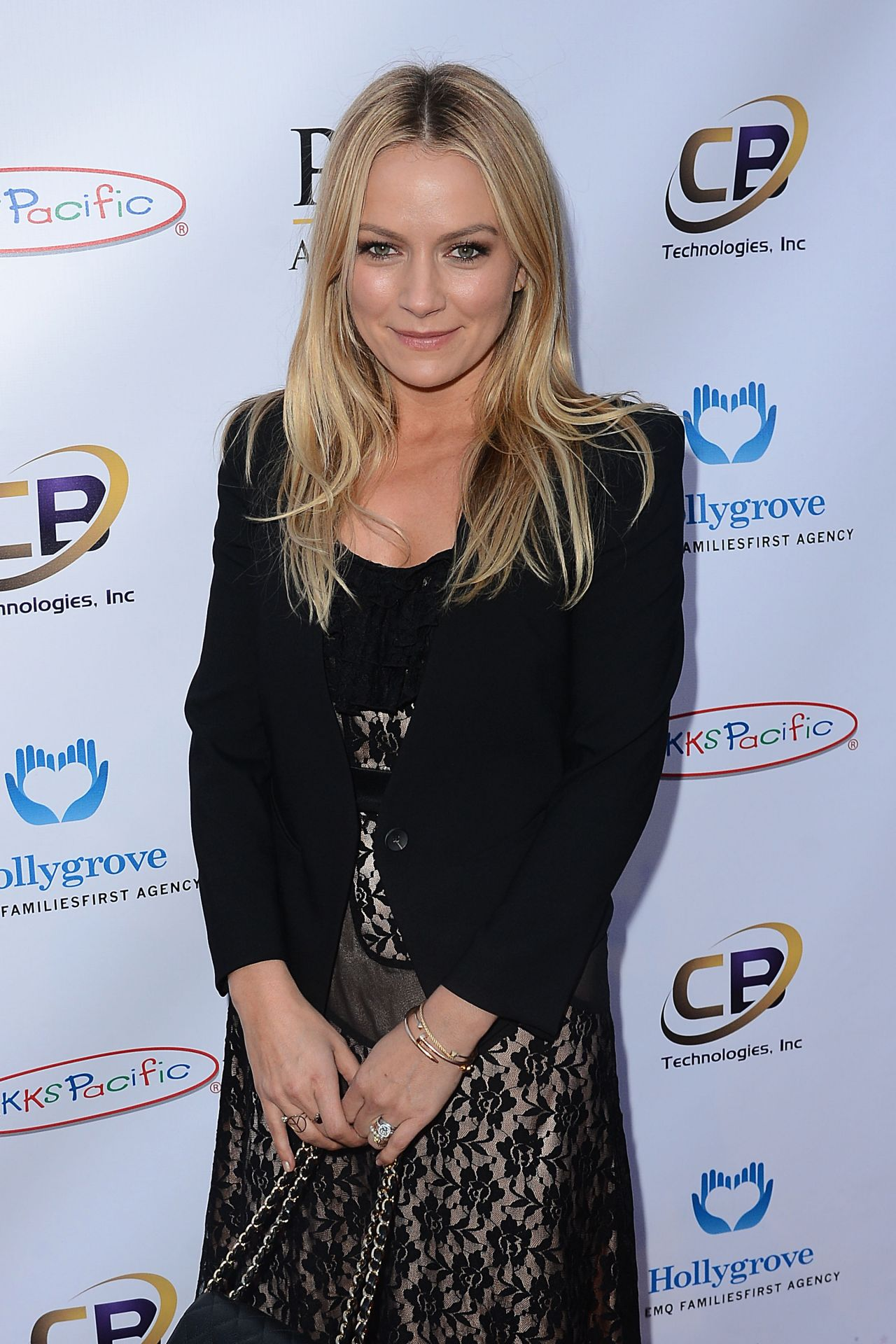 Becki Newton - 2015 Norma Jean Gala in Hollywood