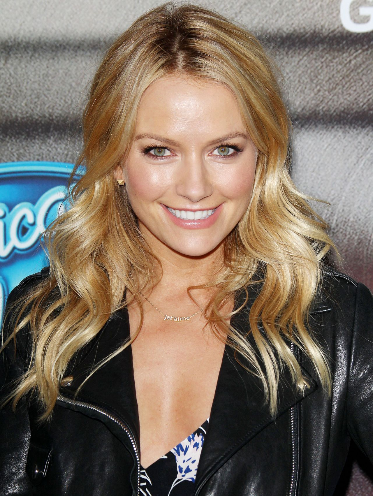 Becki Newton - American Idol XIV Finalist Party at The District in Los Angeles