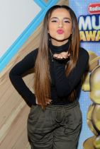 Becky G - On The Road To The RDMA Concert in New York City