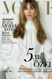 Behati Prinsloo – Vogue Magazine (Turkey) March 2015 issue