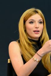 Bella Thorne - at the Apple Store in London - March 2015