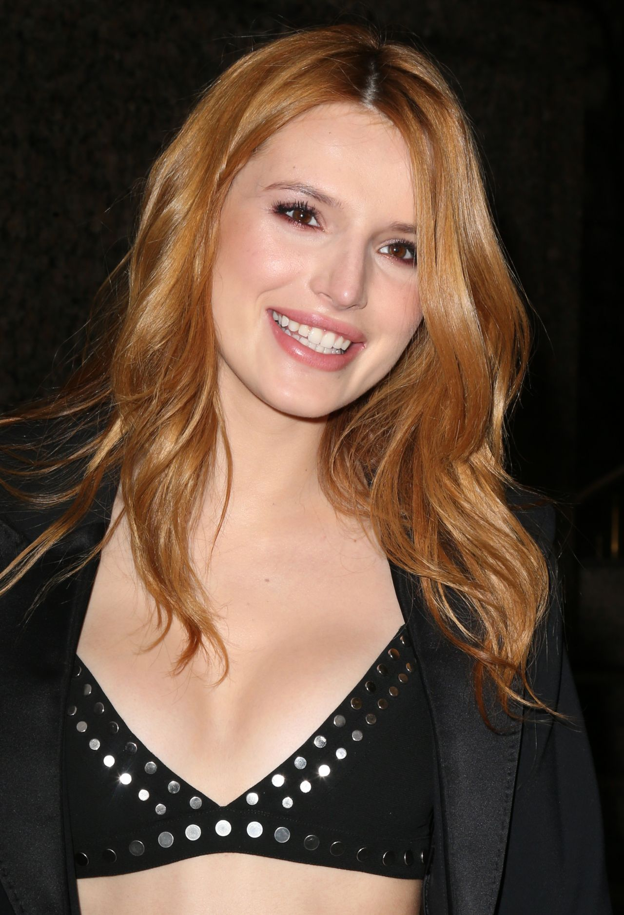 Bella Thorne Style New York City March 2015