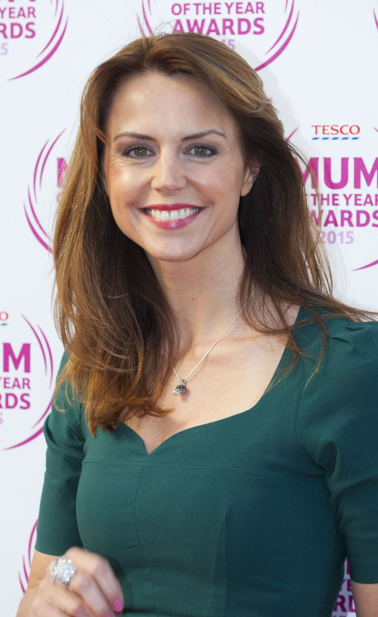 Beverley Turner 2015 Tesco Mum Of The Year Awards In London