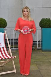 Billie Faiers - Attending Icelolly.com's Celebrity Mum Of The Year in London