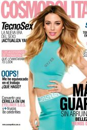 Blanca Suarez - Cosmopolitan Magazine (Spain) April 2015 Issue