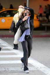 Bo Derek at LAX Airport, March 2015
