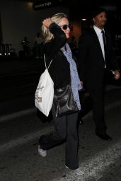 Bo Derek at LAX Airport, March 2015