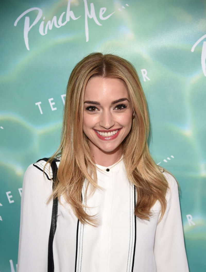 Brianne Howey – Ted Baker London Spring Summer 15 Collection Launch in Beverly Hills
