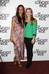 Britt Robertson - The Longest Ride Fan Screening in New York City
