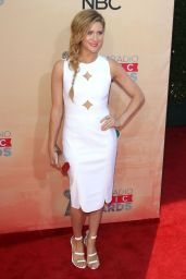 Brittany Snow – 2015 iHeartRadio Music Awards in Los Angeles