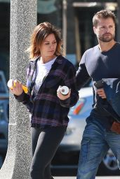 Brooke Burke - Out in Los Angeles, March 2015