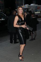 Brooke Shields - Woman In Gold Premiere in New York City
