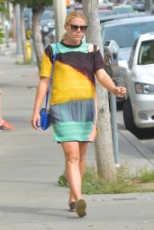 Busy Philipps - Out in West Hollywood, March 2015