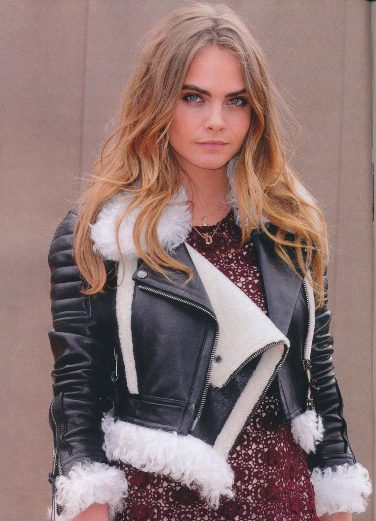 Cara Delevingne - Look Magazine March 16th 2015 Issue