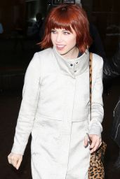 Carly Rae Jepsen Style - Out in New York City, March 2015