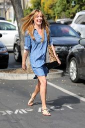 Cat Deeley - Out in Los Angeles, March 2015