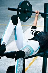 Catherine McNeil - Vogue Magazine (Mexico) Covers and Photos - April 2015