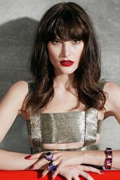 Catherine McNeil - Vogue Magazine (Mexico) Covers and Photos - April 2015