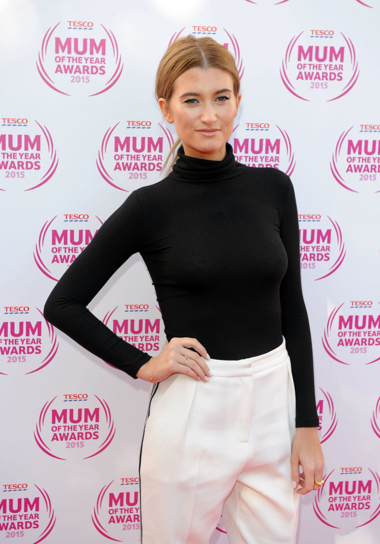 Charley Webb - 2015 Tesco Mum Of The Year Awards in London
