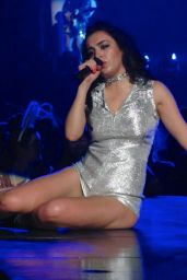 Charli XCX Performing on the Prismatic Tour in Amsterdam, March 2015