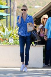 Charlize Theron - Malibu Coffee Bean - March 2015