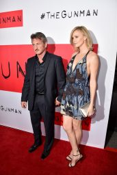 Charlize Theron on Red Carpet -