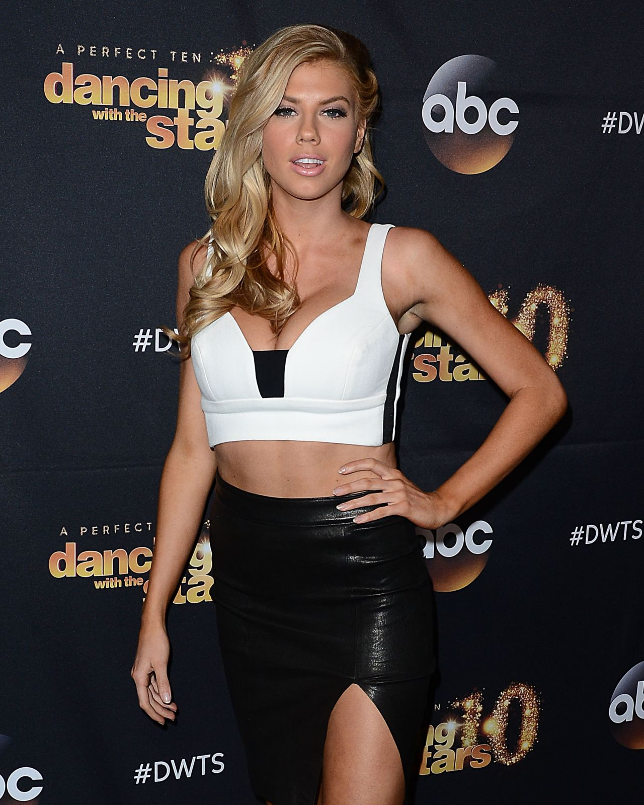 Charlotte McKinney - Dancing With The Stars Cast Party at Hyde Lounge in Los Angeles, March 2015