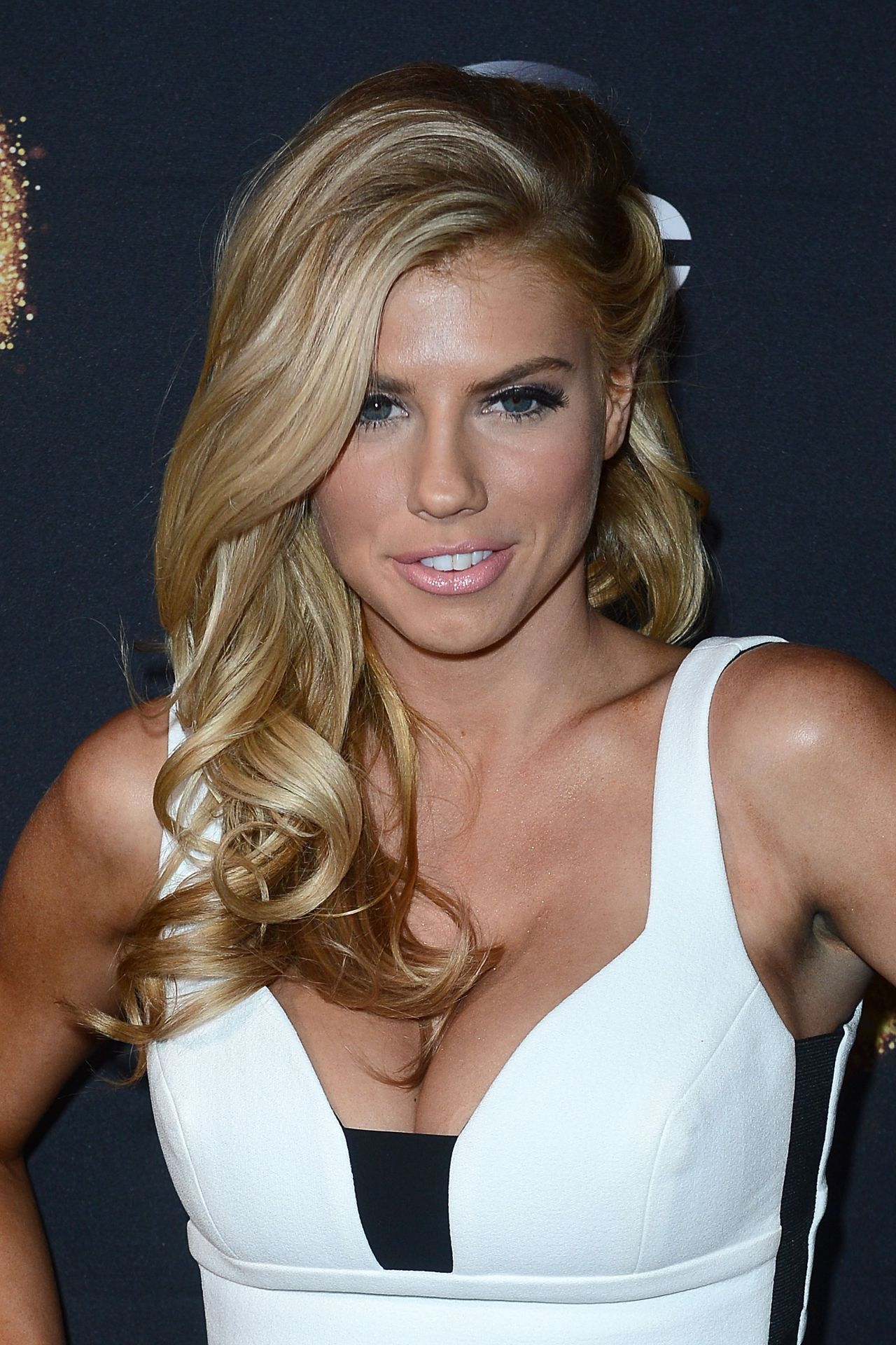 Charlotte Mckinney Dancing With The Stars Cast Party At