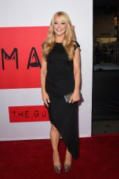 Charlotte Ross – 'The Gunman' Premiere in Los Angeles