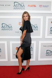 Cheyenne Tozzi - 2015 ASTRA Awards in Sydney