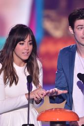 Chloe Bennet – 2015 Nickelodeon Kids Choice Awards in Inglewood