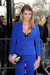 Chloe Sims – TRIC Awards 2015 in London