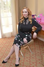 Christina Hendricks - Mad Men-inspired Birchbox Collaboration Launch in Beverly Hills - March 2015