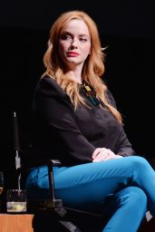 Christina Hendricks – Mad Men Special Screening in New York City, March 2015