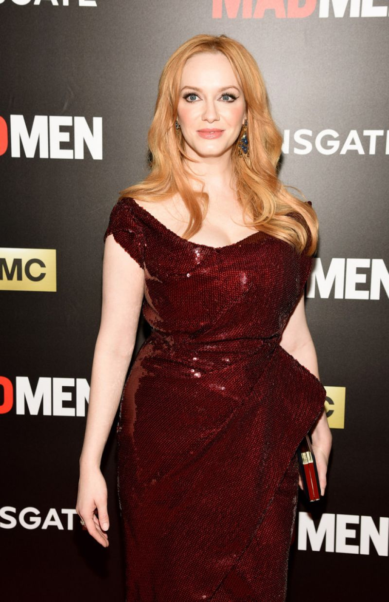 Christina Hendricks – 'Mad Men' Special Screening in New York