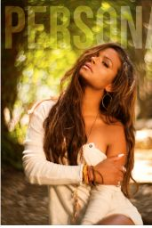 Christina Milian - Persona Magazine The Rebel Issue 2015