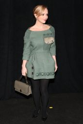 Christina Ricci - Marc Jacobs Fashion Show in New York City, February 2015