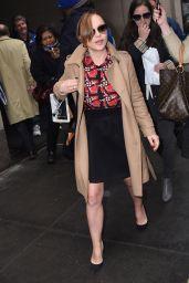 Christina Ricci Style - Leaving the
