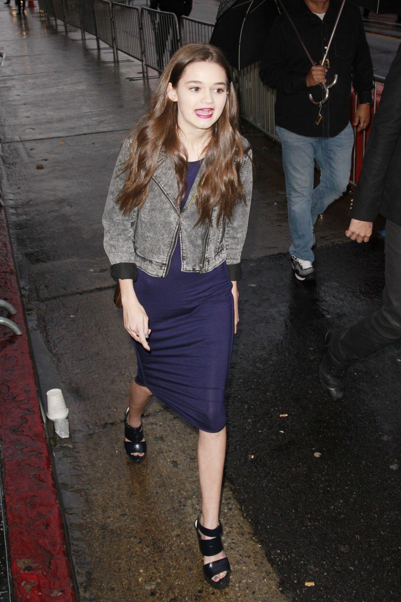 Ciara Bravo 2015