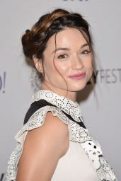 Crystal Reed - The Paley Center Teen Wolf Event for Paleyfest in Hollywood