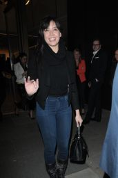 Daisy Lowe - Arriving at the Oceana