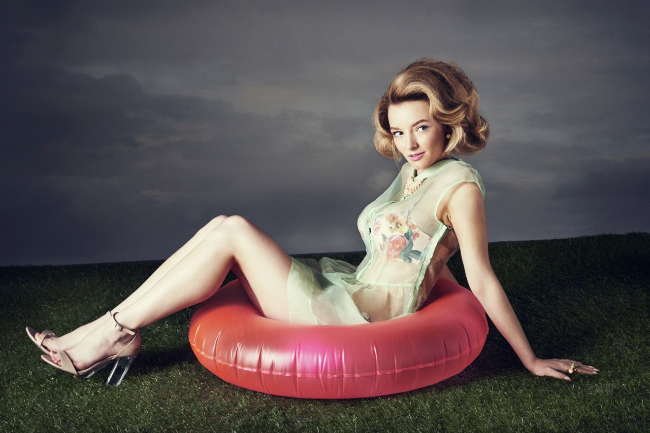 Dakota Blue Richards - Institute Magazine March 2015