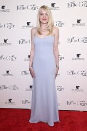 Dakota Fanning - Effie Gray Premiere in New York CIty