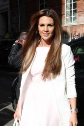 Danielle Lloyd - 2015 Tesco Mum Of The Year Awards in London