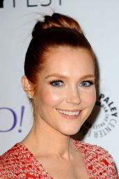 Darby Stanchfield – 2015 PaleyFest in Hollywood